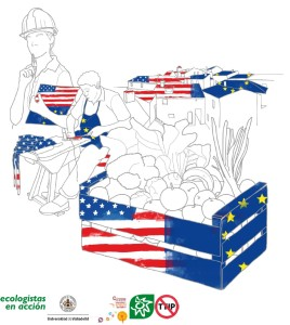 El TTIP en municipios y comunidades autónomas, según informe de Ecologistas en Acción