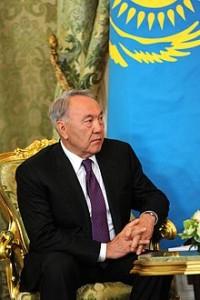 Kazakh president calls for Global Nuclear Disarmament