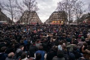 #NuitDebout : « on n'est pas indignés, on est ré-vol-tés ! »