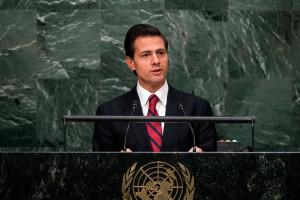 México aboga por incluir la salud y los derechos humanos en un nuevo enfoque contra las drogas