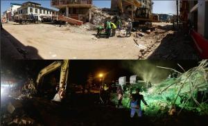 Esperanza nace en terremoto de Ecuador