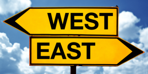 The two worlds of precious metals: East and West