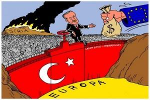 Un réfugié, ça vaut combien d'euros ?