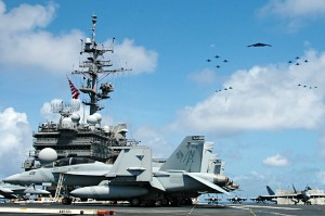 Die weltweiten Militärausgaben nehmen ihren Aufwärtstrend wieder auf