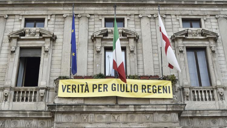 """Giulio Regeni, non è una """"storia vecchia"""""""