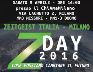 Z-day 2016, come possiano cambiare il futuro