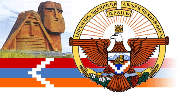 Violación del alto al fuego de Azerbaiyán sobre la frontera de la República de Nagorno Karabagh