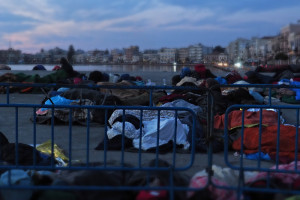 Refugee Movement Journey to Greece