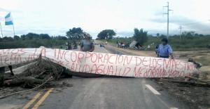 Formosa: comunidad qom vuelve a cortar la ruta