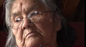 Cristina Calderón, última portadora de la lengua yagán