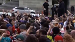 Washington, 400 arrestati a sit-in di protesta contro il denaro in politica