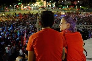 I plutocrati sopprimono la democrazia in Brasile