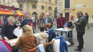Referendum sociali: raccolte le prime firme