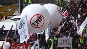 Roma, 7 maggio 2016: manifestazione nazionale Stop TTIP