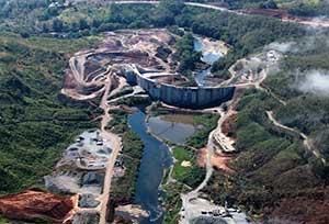 Concluyen controvertida hidroeléctrica panameña; indígenas se oponen