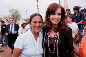Offener Brief von Milagro Sala an Cristina Kirchner