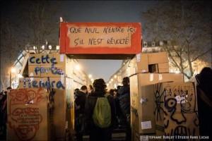 «Que nadie entre aquí si no está en revuelta»: apuntes desde la Republique