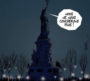 Communiqué Commission «Psy, soins, accueil» Nuit/Debout Paris le 08 juin 2016