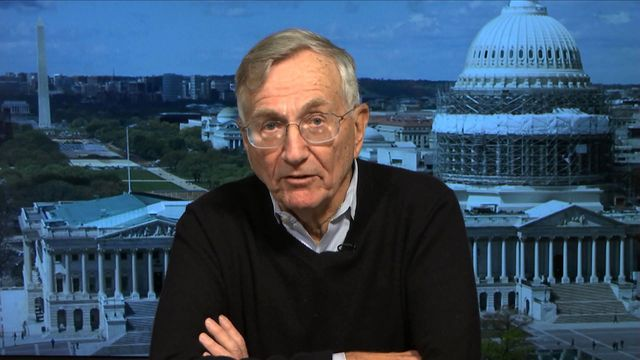 """Horrified"": Seymour Hersh Reacts to Obama's Plan to Send 250 More U.S. Special Ops Troops to Syria"