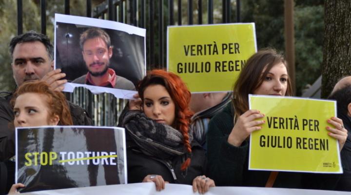 25, 26 giugno twitter action per Giulio Regeni