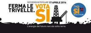 Dieci ragioni più una per il sì al referendum del 17 aprile
