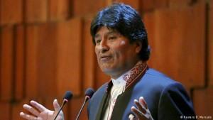 Morales denuncia instalación de base militar chilena