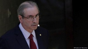 Rousseff foe Cunha suspended by Brazilian high court