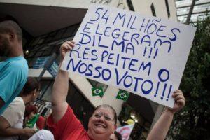 No reconocimiento de autoridades de Brasil por parte de El  Salvador