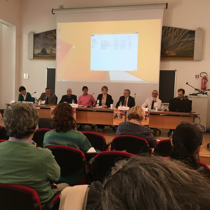 Von der Rache zur Versöhnung – Workshop in Rom