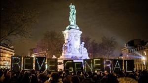 Nuit debout et Citoyen éveillé. Michel Laloux