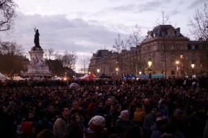 Paris : 8 mai #69 mars Nuit Debout