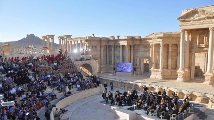 UNESCO : Palmyre est la perle qui couronne tout l'ensemble du patrimoine culturel syrien