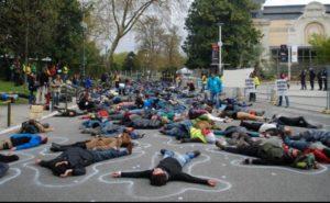 Bordeaux, 31 maggio: Azione di disobbedienza civile nonviolenta alla Cité du vin