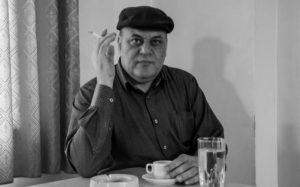 Gaza, Ali Abu Yassin, das Theater rezitiert einen freien Geist