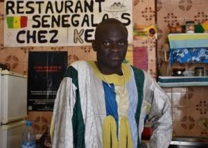 «La Unión Europea negocia con muchos gobiernos africanos corruptos», según Amadou Kebe