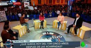 Ana Pastor no supo leer el partido del 15M