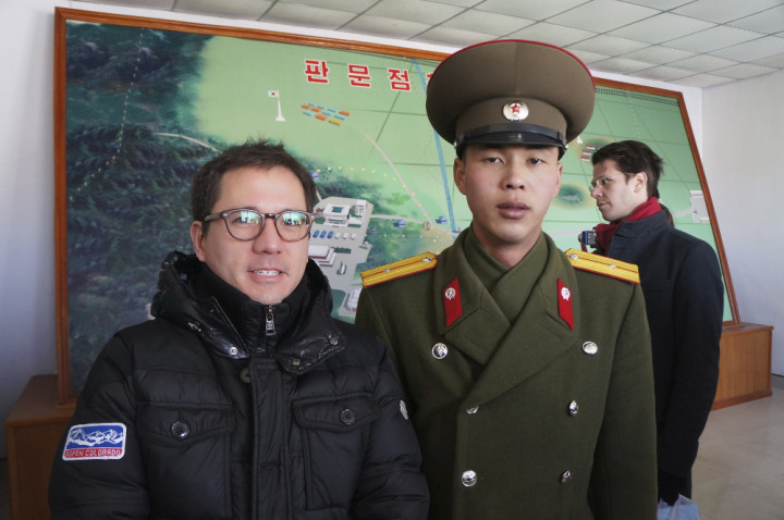 Lest the world forget, the North Koreans are real people living real lives