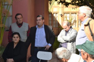 Octavio González: «Confío en las nuevas generaciones políticas»