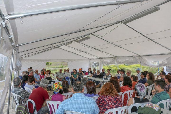 Encuentro Mensajeros Parque Toledo 21 Mayo 2016-Caida de creencias