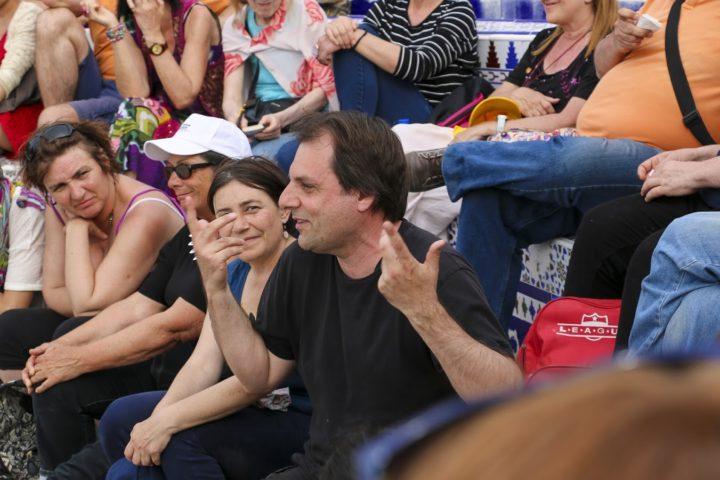 Encuentro Mensajeros Parque Toledo 21 Mayo 2016-Jordi