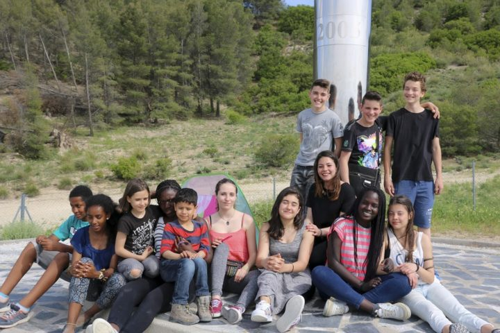 Encuentro Mensajeros Parque Toledo 21 Mayo 2016-adolescentes