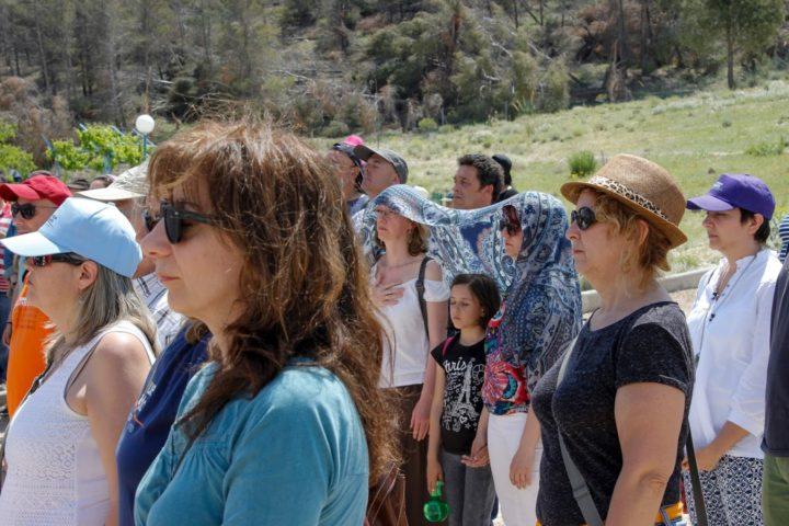 Encuentro Mensajeros Parque Toledo 21 Mayo 2016-ceremonia 2