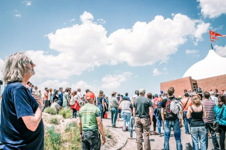 Encuentro Mensajeros Parque Toledo 21 Mayo 2016-ceremonia