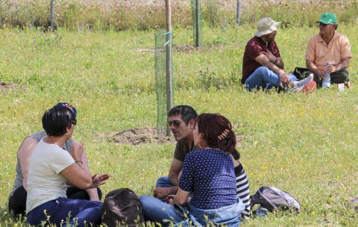 Encuentro Mensajeros Parque Toledo 21 Mayo 2016-grupos pequeños