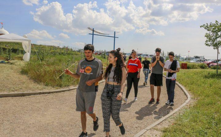 Encuentro Mensajeros Parque Toledo 21 Mayo 2016-jovenes