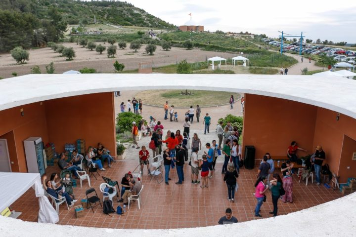 Encuentro Mensajeros Parque Toledo 21 Mayo 2016-por todo el parque