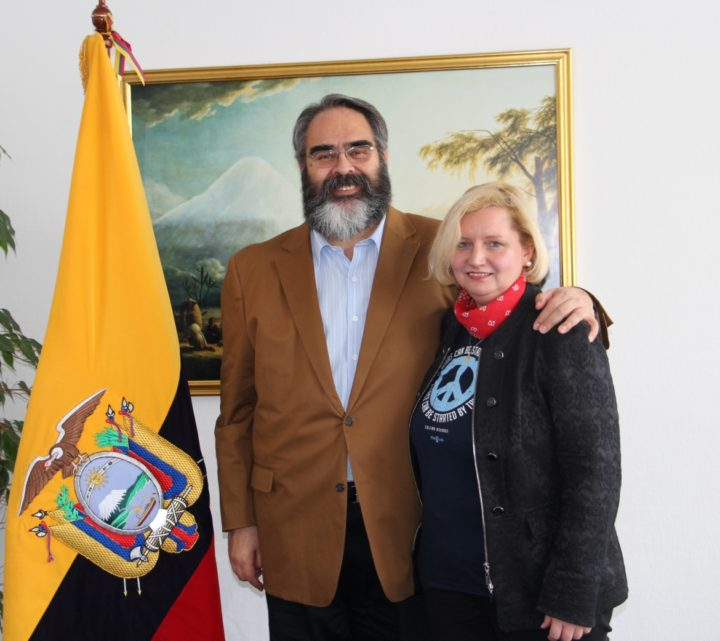 Jorge und Sabine