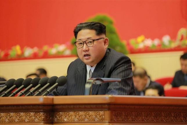 North Korea's east wind, strong but warming