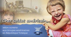 Lettre ouverte aux soldats américains