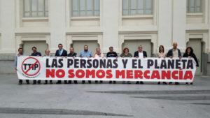 Movilizaciones contra el CETA en toda Europa